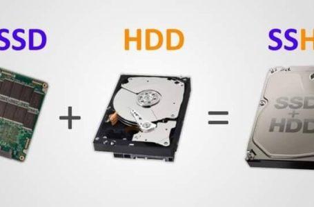 الفرق بين أقراص التخزين HDD و SSD و SSHD وايهما أفضل للكمبيوتر
